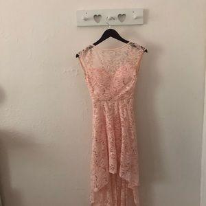 Pink Homecoming/Formal dress